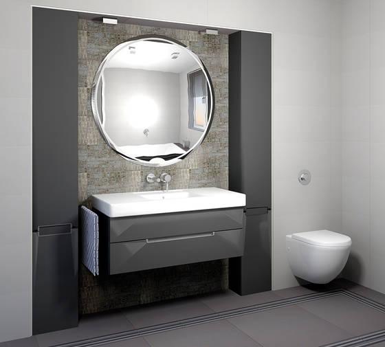 Dekoideen Kleine Badezimmer : Dekoideen : waschtische für kleine ...