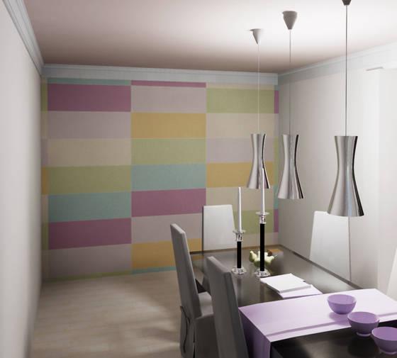 Wandgestaltung die kunst zu wohnen for Interieur exterieur wohnen in der kunst